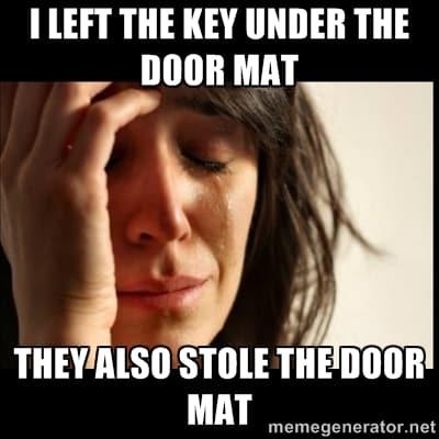 Key meme